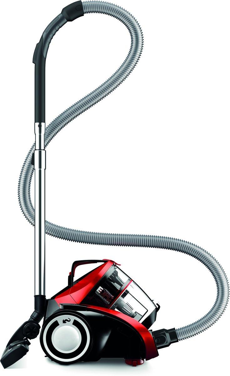 Dirt Devil Infinity Rebel 54 HFC Cilinderstofzuiger 1.8l 800W A Rood voor €80,10 d.m.v. code