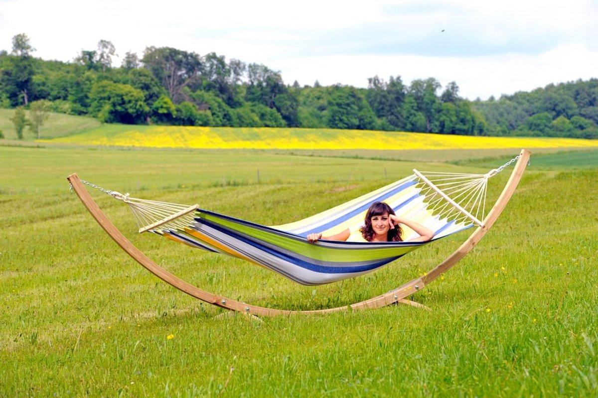 Amazonas Hangmat met standaard Starset Kolibri
