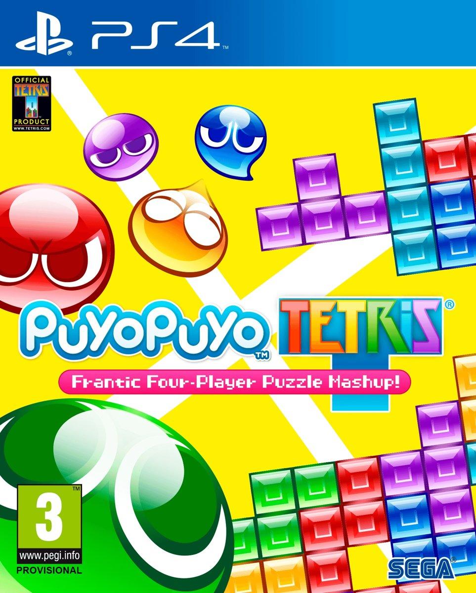 Puyo Puyo Tetris PlayStation 4