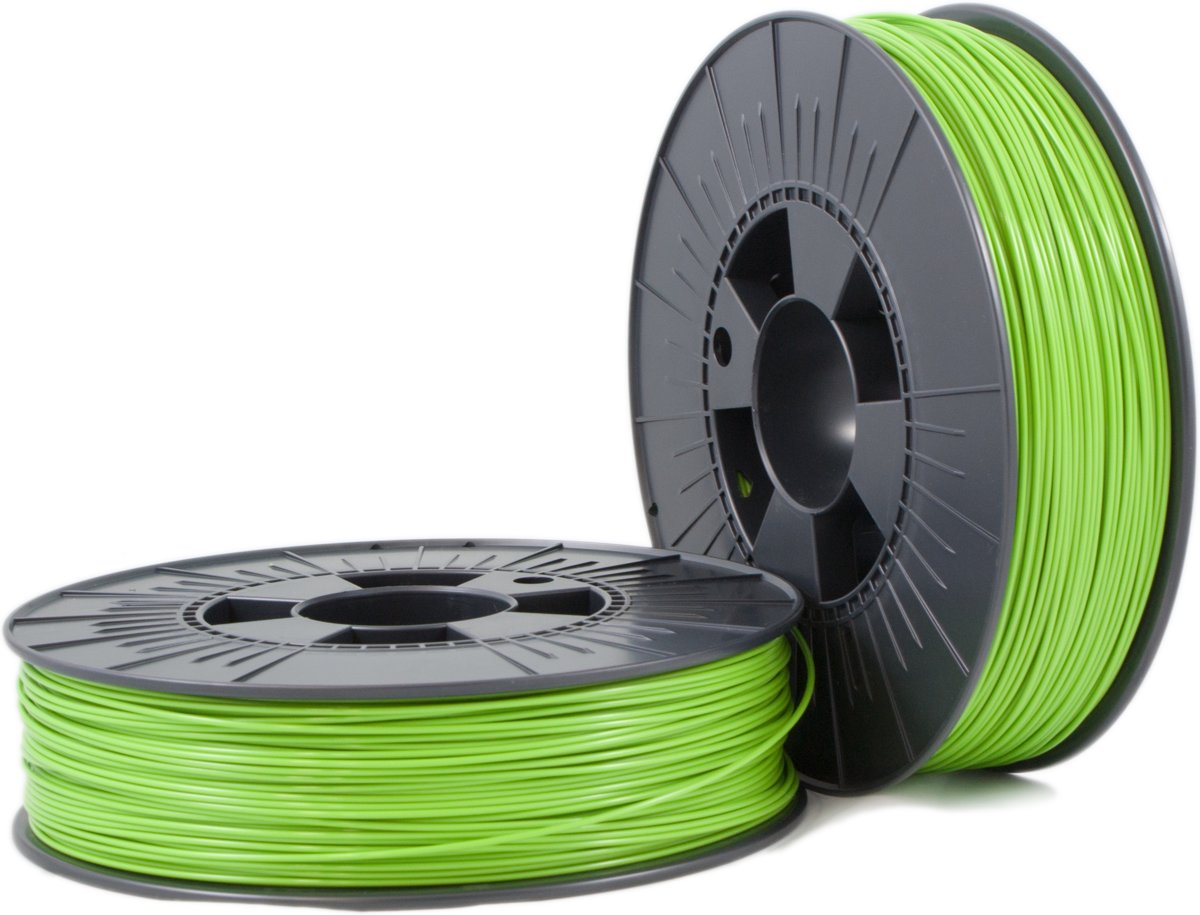 ABS-X 1,75mm apple green ca. RAL 6018 0,75kg - 3D Filament Supplies