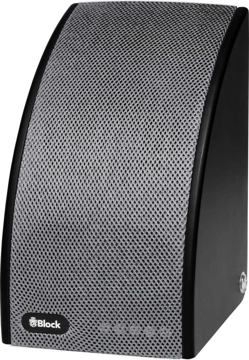 Block SB-50 - Multiroom Speaker Black Grey kopen