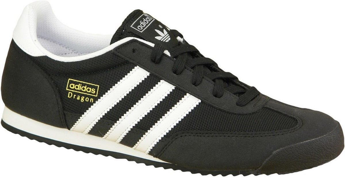 adidas dragon zwart dames