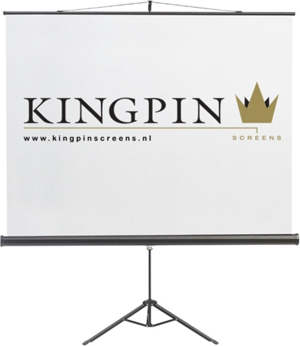 Kingpin Screens Tripod Screen projectiescherm 2,16 m (85'') 1:1 kopen
