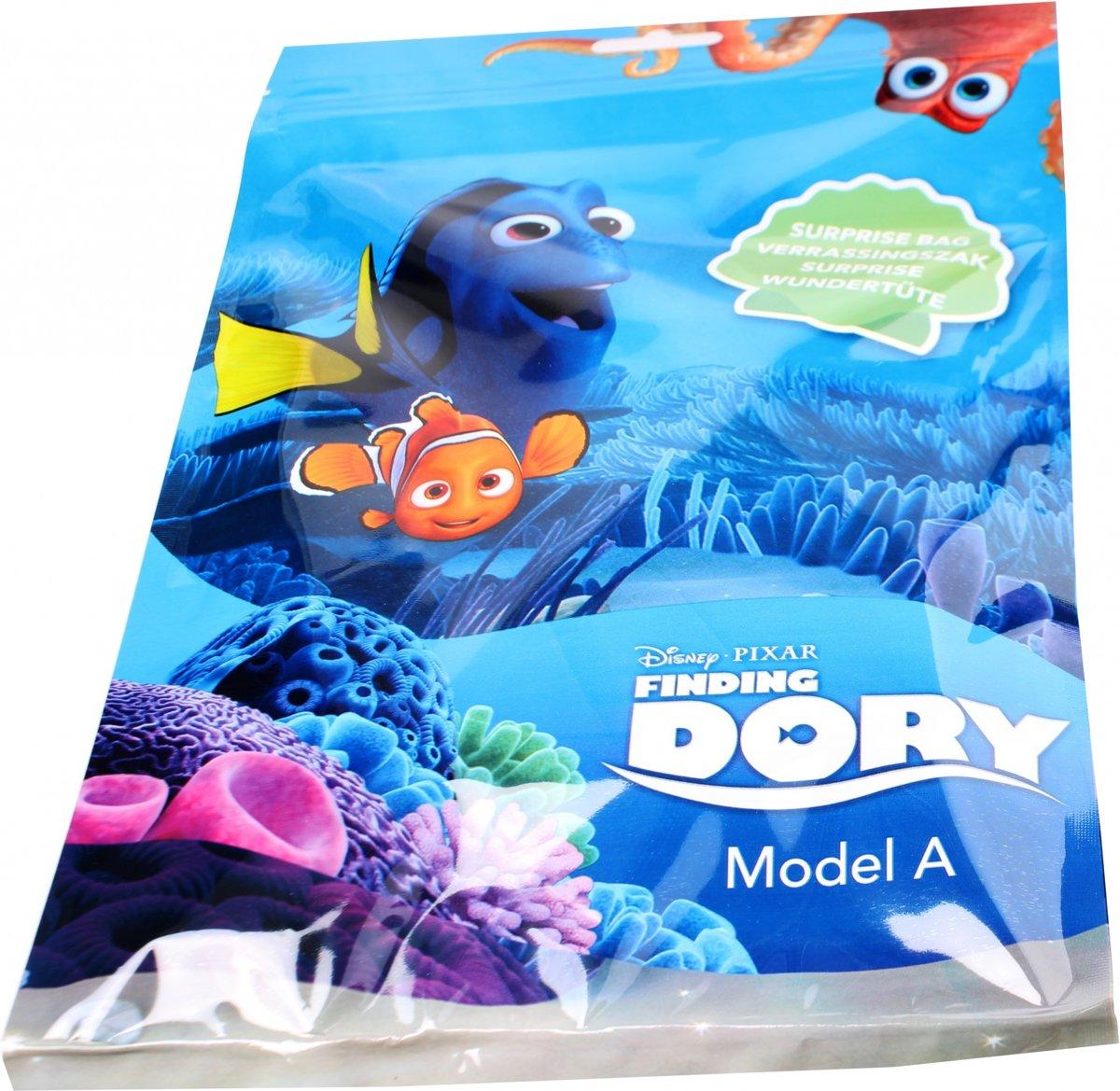 Disney Finding Dory Verrassingszakje Familie Blauw