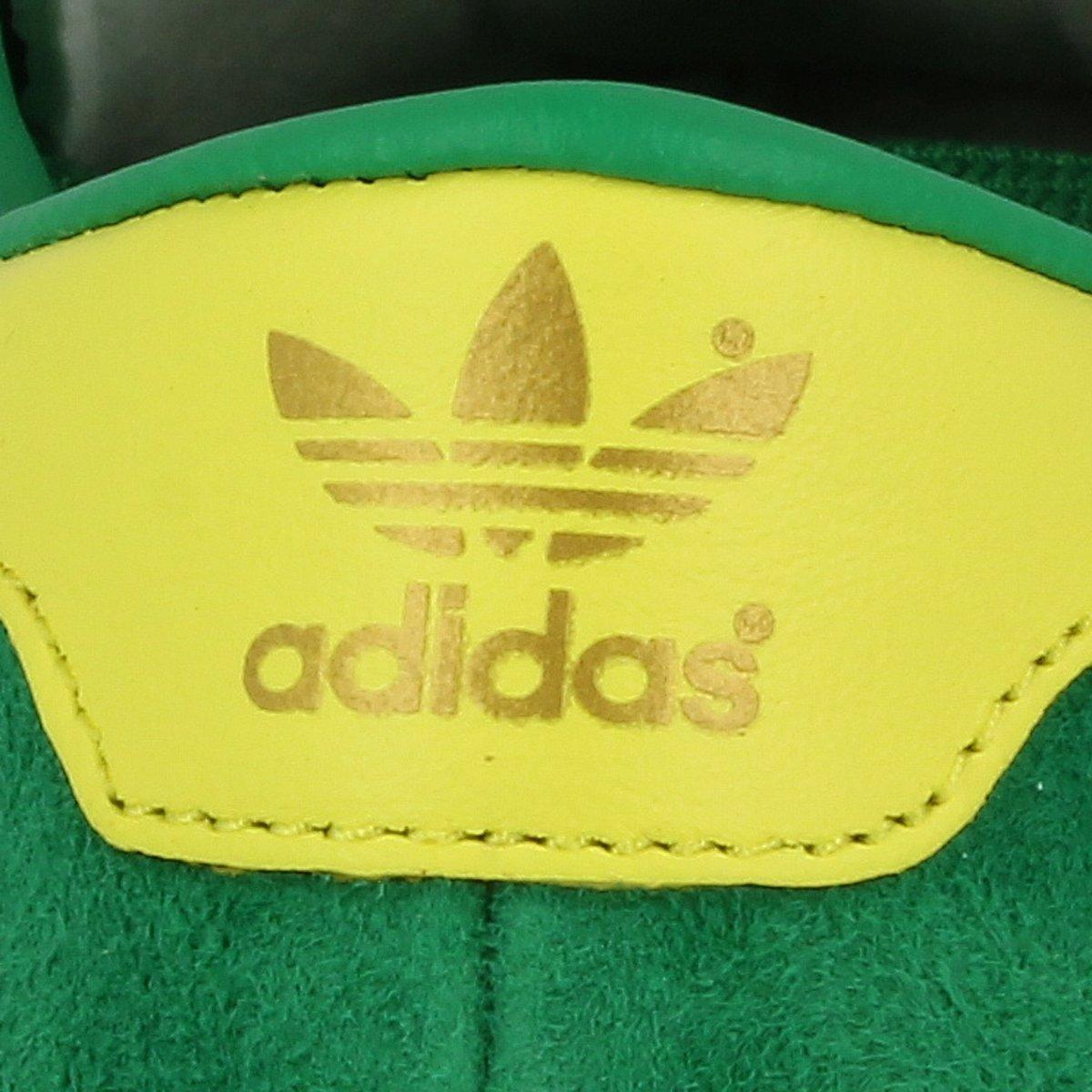 adidas hamburg groen geel
