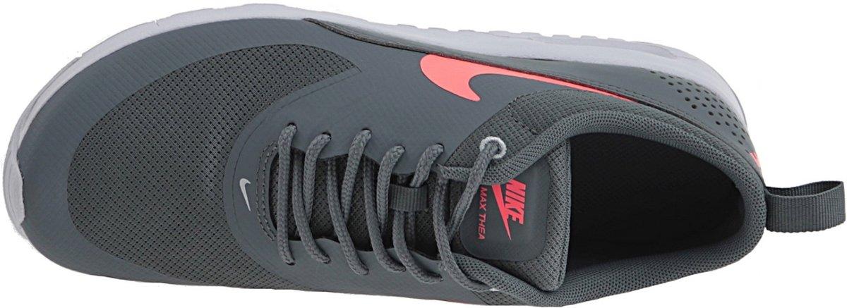 Nike Air Max Thea GS 814444 007, Vrouwen, Grijs, Sneakers maat: 36.5 EU