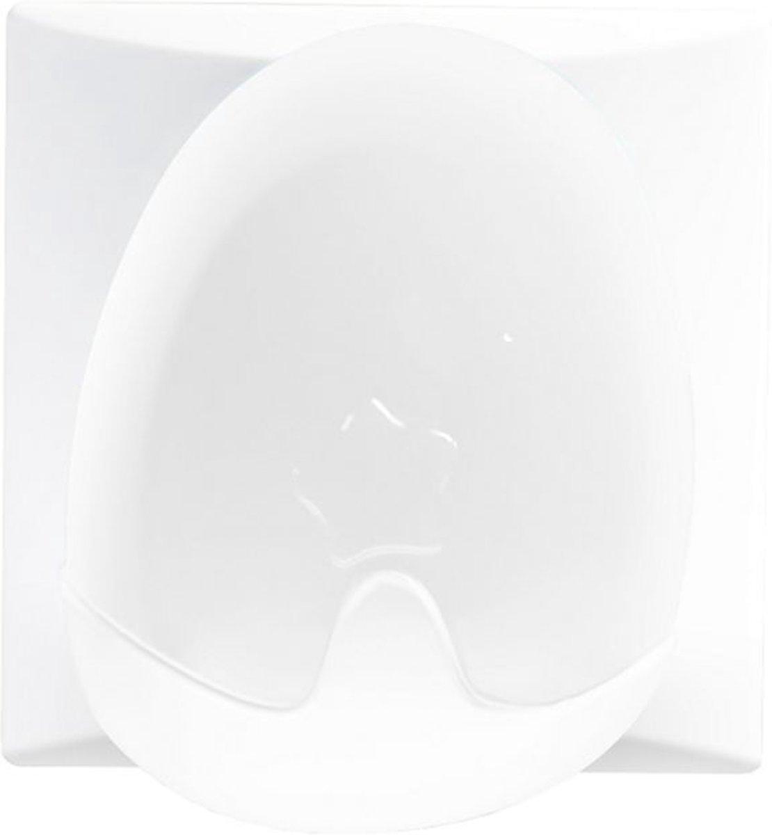 Pabobo - Wit - Automatisch nachtlampje - Automatisch - Hoe donkerder, hoe harder hij brandt!