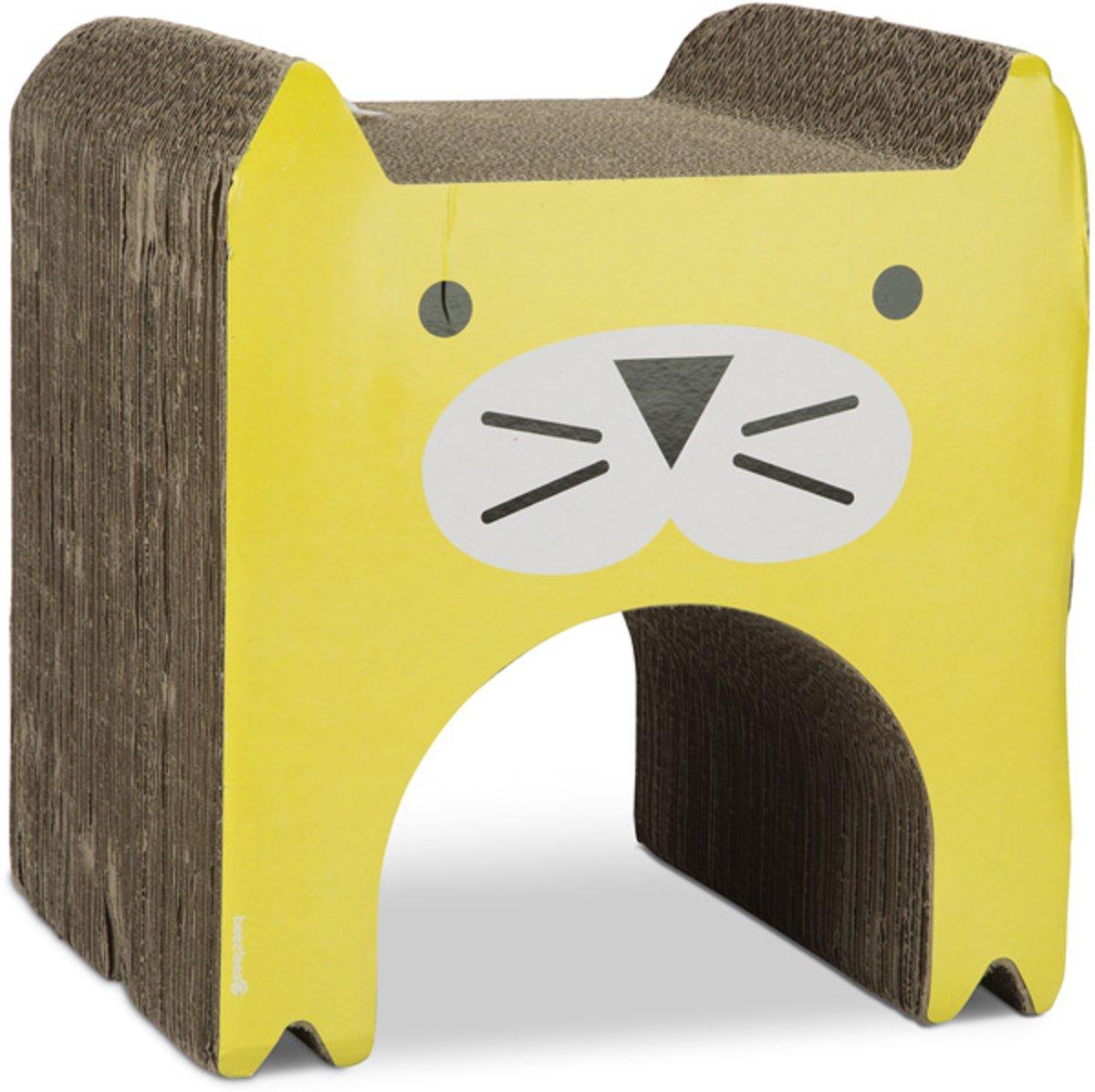Beeztees Minura - Kattenspeelgoed - Karton - 35x30x38,5 cm