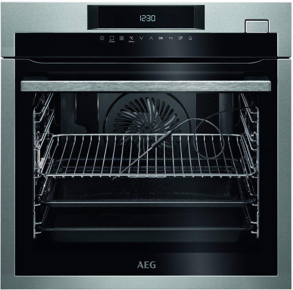 AEG BSE782220M - Inbouw oven - Stoomoven