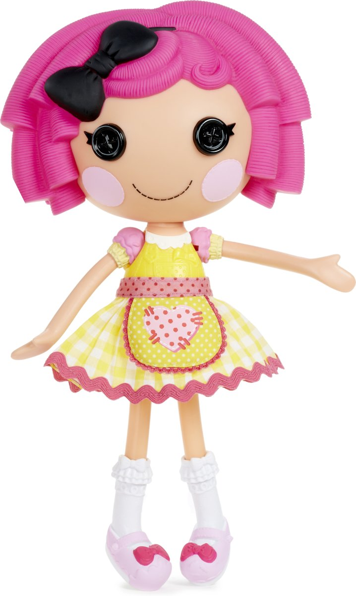 Lalaloopsy Pop met Accessories - Crumbs Sugar Cookie