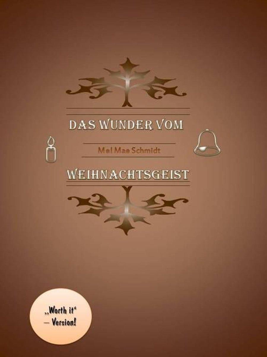 bol.com | Das Wunder vom Weihnachtsgeist (ebook), Mel Mae Schmidt ...