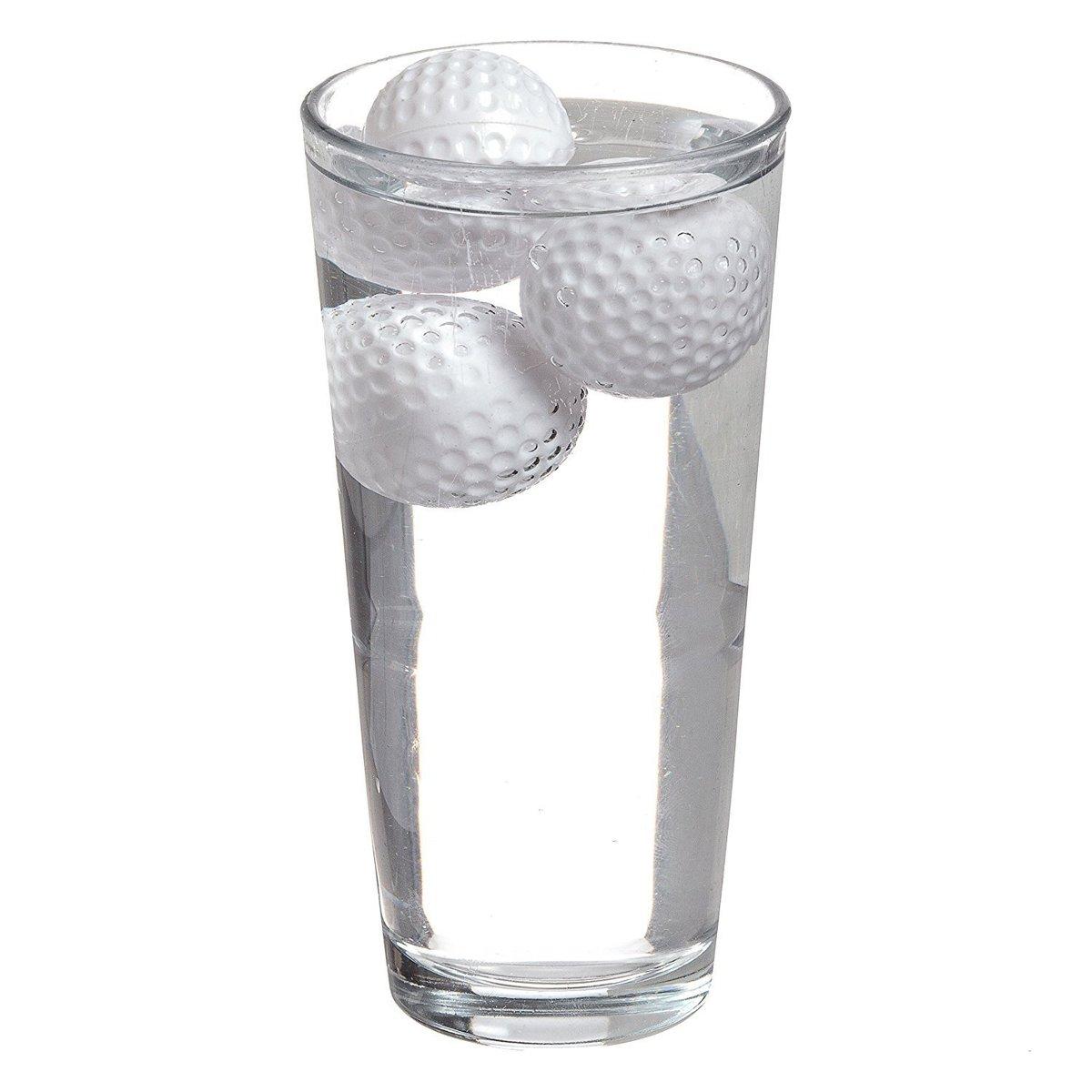 IJsblokjesvervanger - Golfbal IJsblokjes gekoeld - set 12 stuks kopen