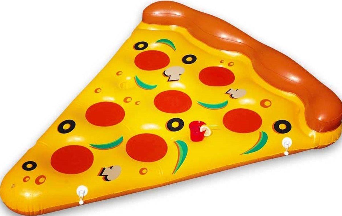 Pizza luchtbed Opblaasland