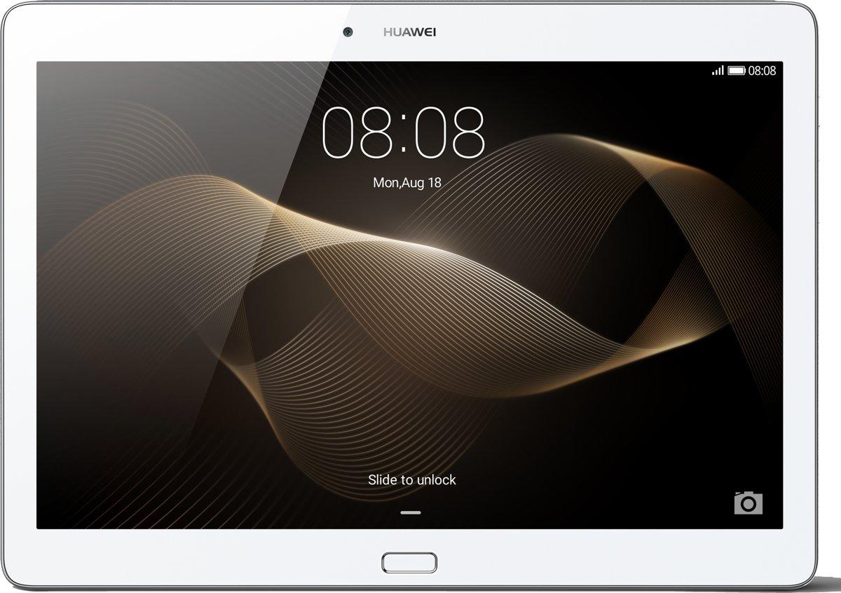 Huawei M2 - 10 inch - WiFi + 4G - Zilver kopen