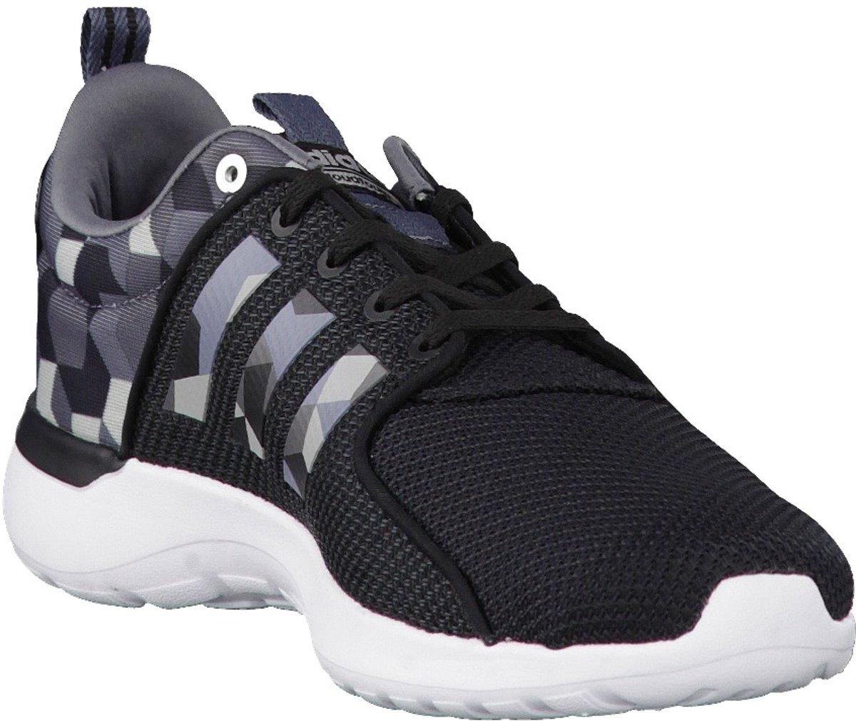 brand new 22294 03e93 bol.com  Adidas - Cloudfoam Lite Race - Sneaker runner - Heren - Maat 42 -  Zwart - Core Black