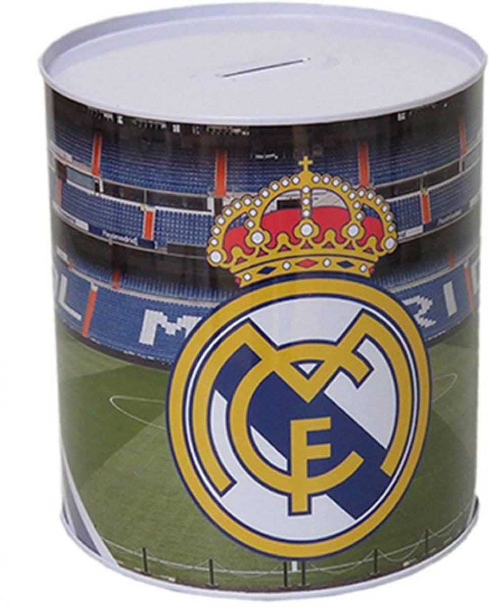 Real Madrid Jumbo - Spaarpot - 15 cm - Multi