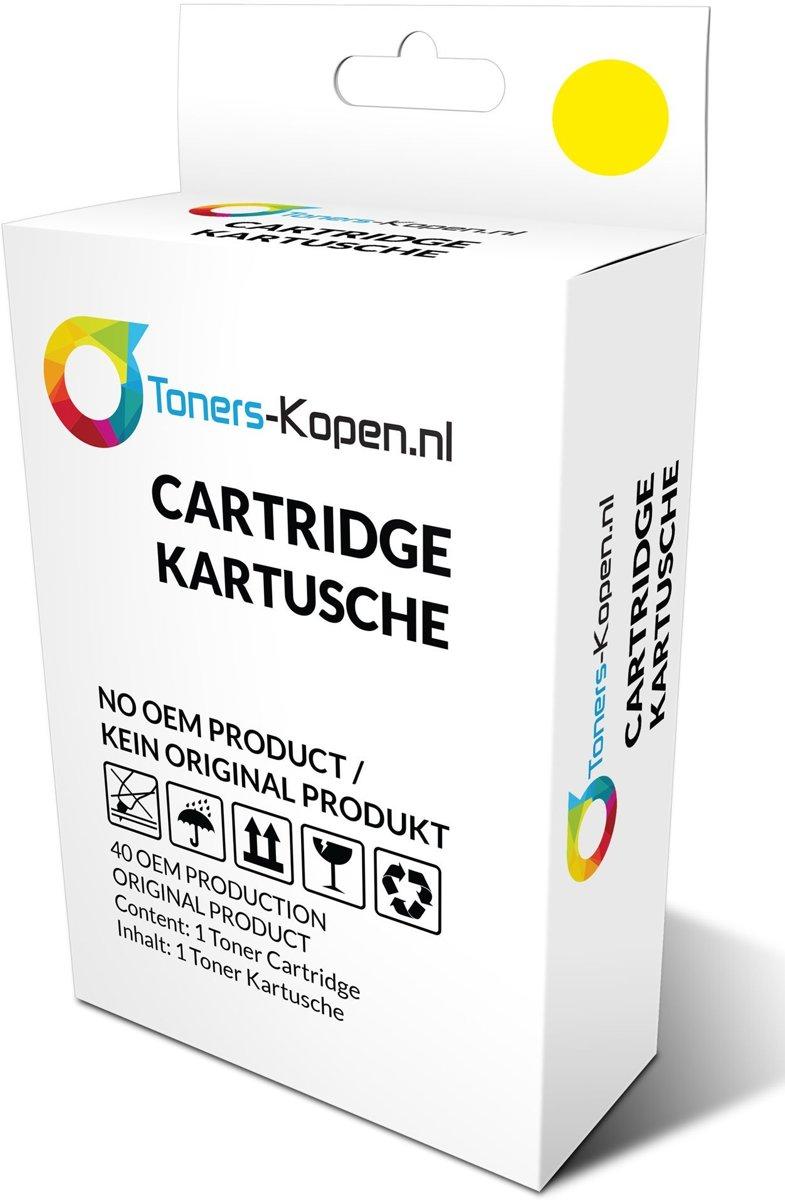 HP-920XL CD974AE geel  alternatief - compatible inkt cartridge voor Hp 920Xl geel Toners-kopen_nl kopen