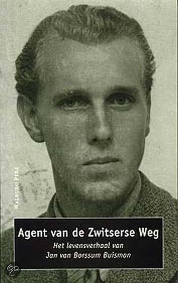 Agent van de Zwitserse weg