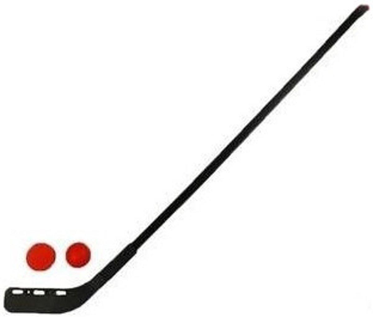 Proline Straathockey Set 136 Cm Kunststof Zwart