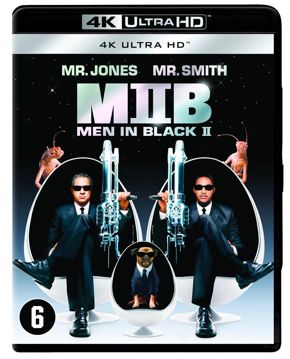 Men In Black II (2002) (4K Ultra HD Blu-ray)-