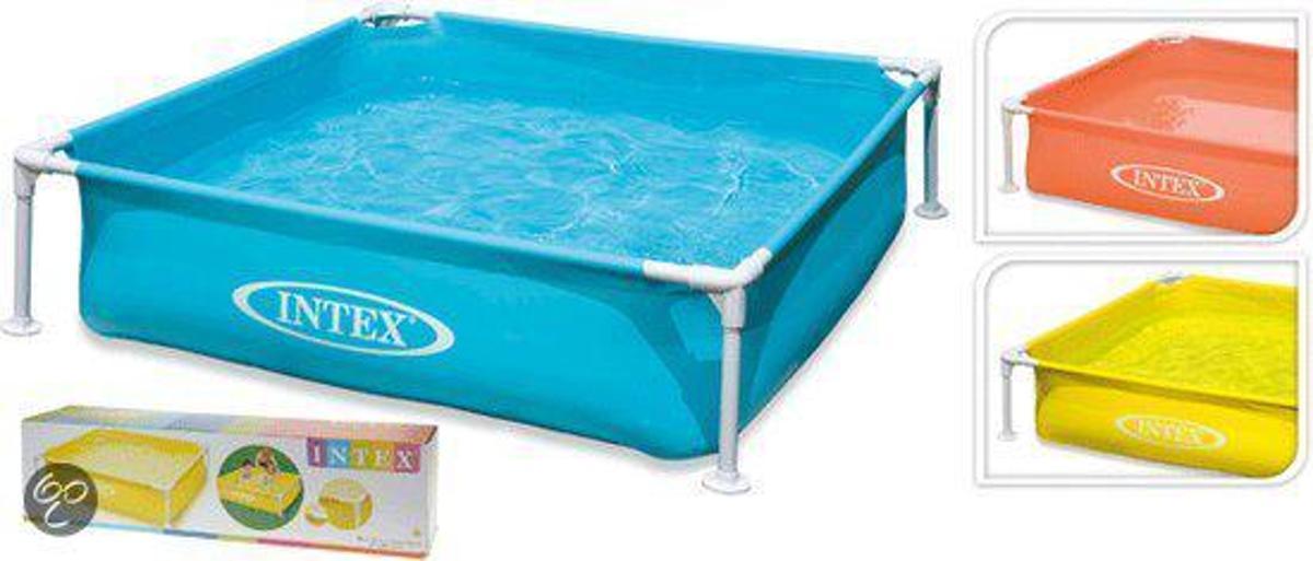 Fun & Feest Zwembad Zwembad 122 cm