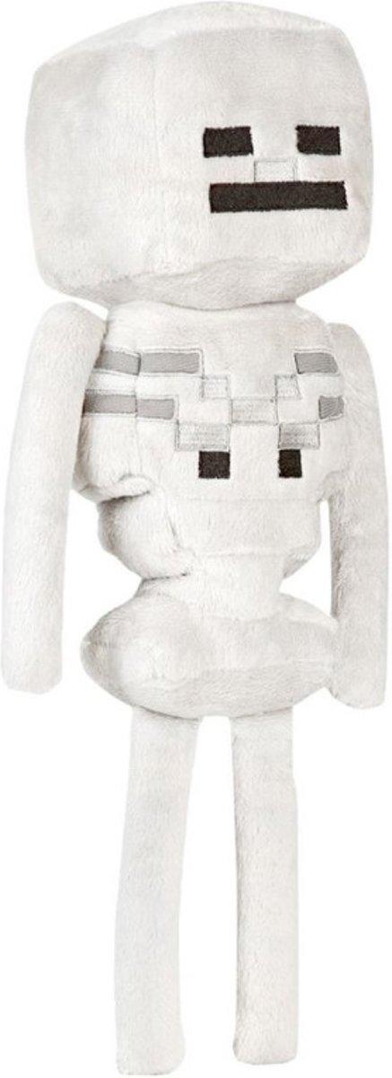 Minecraft Pluche Knuffel - Skeleton 24cm