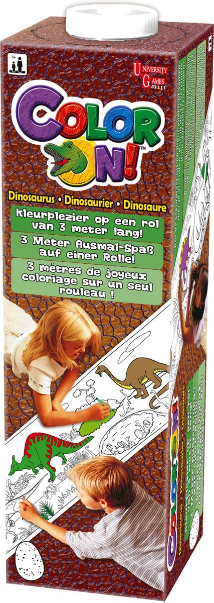 Color On - Dinosaurus
