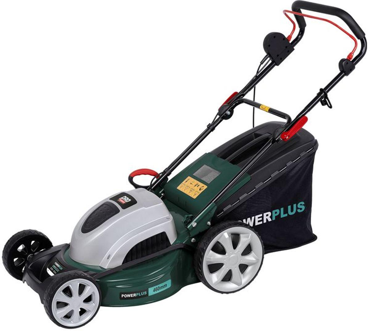 Powerplus POWXQG7510 Grasmaaier - 1800 W - 460 mm