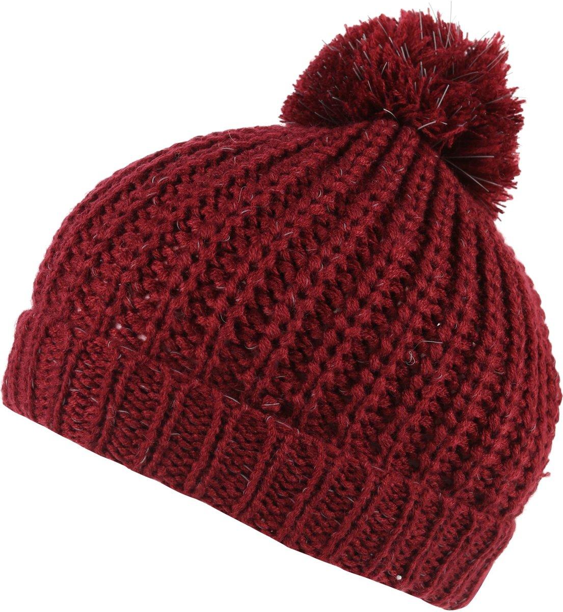 Regatta-Luminosity Hat II-Muts-Kinderen-MAAT 128-Rood kopen
