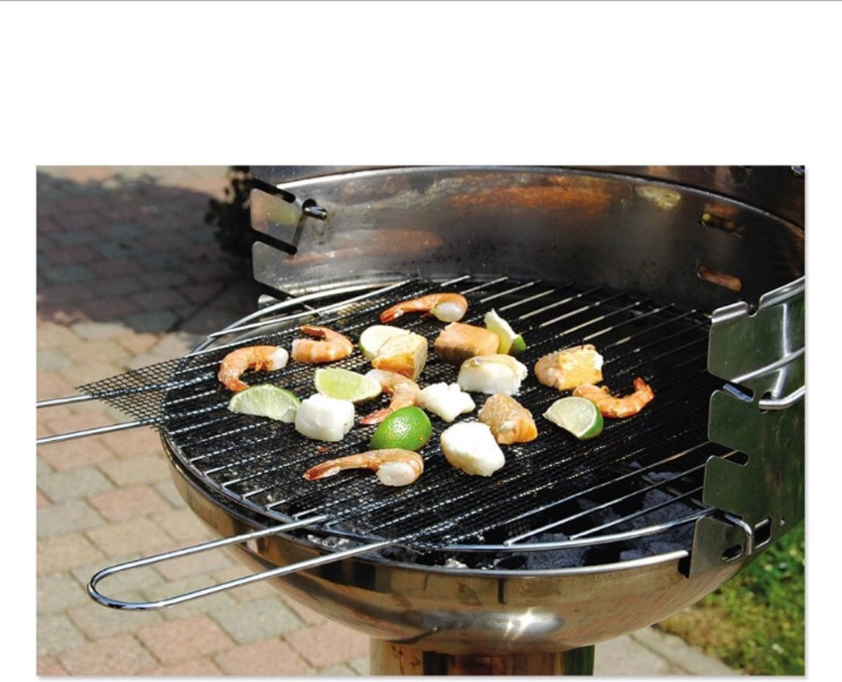 BBQ-rooster anti-aanbak
