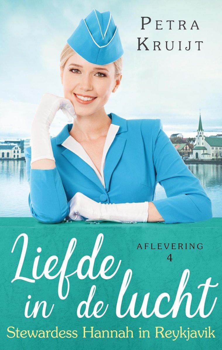 bol.com   Liefde in de lucht 4 - Stewardess Hannah in Reykjavik ...