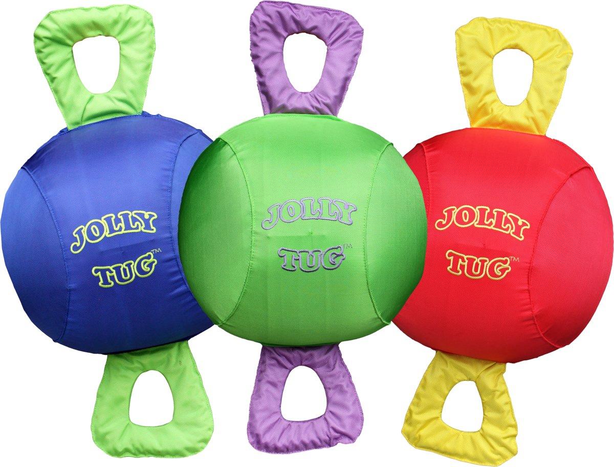 Jolly Tug Ball Equine - 35 cm - Blauw kopen
