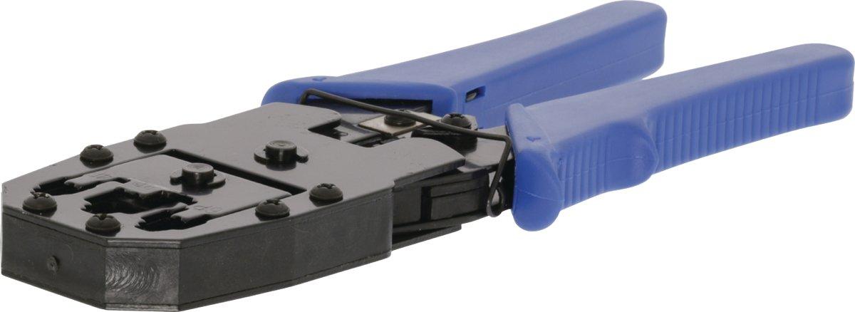 Valueline Krimptang voor RJ10, RJ11, RJ12 en RJ45 connectoren kopen