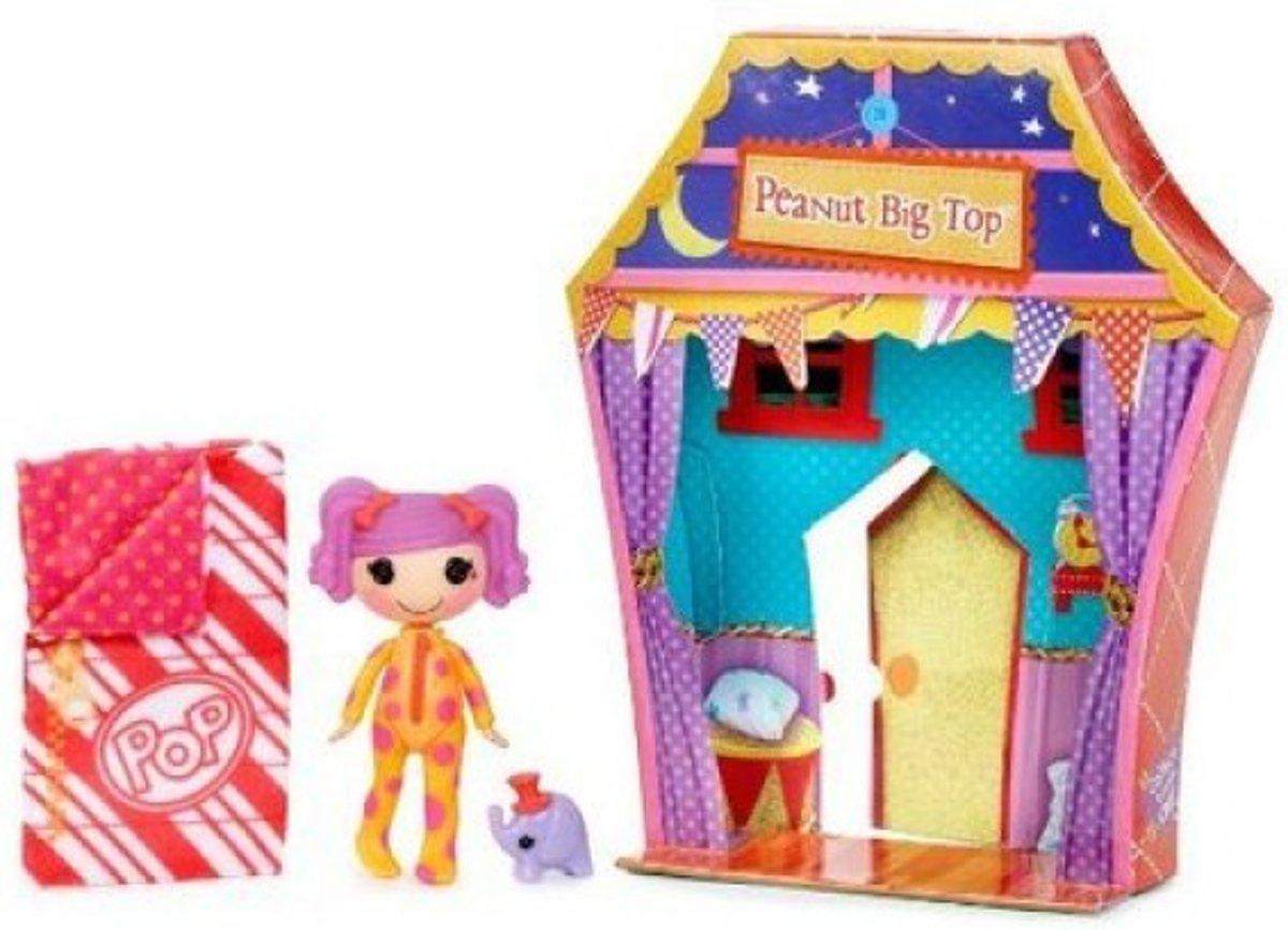 Mini Lalaloopsy Doll Peanut Big Top