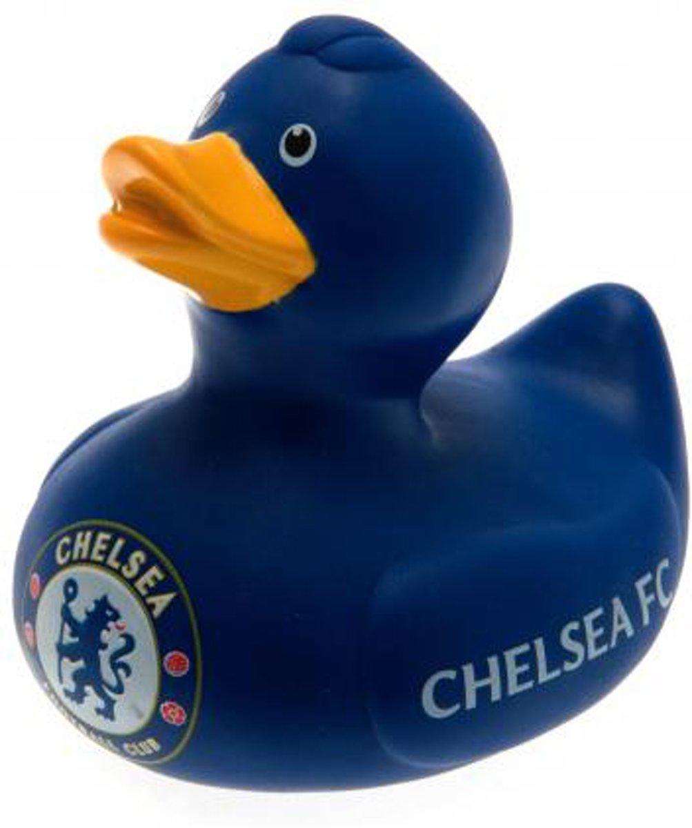 Chelsea FC - Rubberen Badeend - Blauw