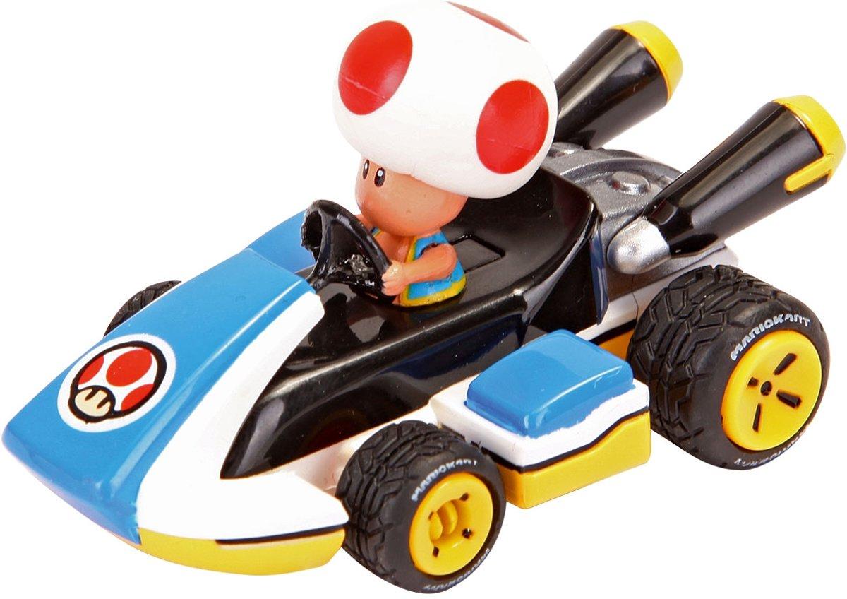 Auto Pull & Speed Mario Kart 8 - Toad