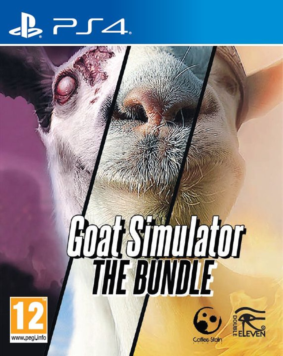 Goat Simulator - The Bundle PlayStation 4