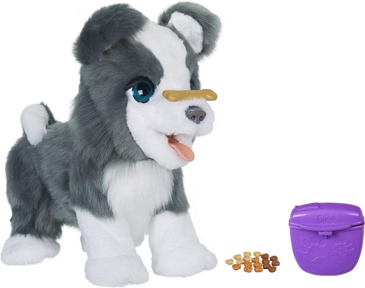 FurReal Friends Ricky Mijn Truc-Pup - Interactieve Knuffel