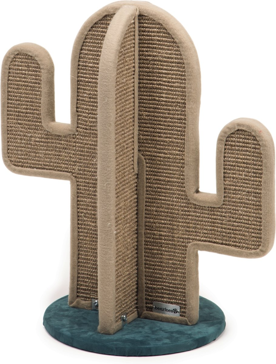 Beeztees Catilja Krabpaal Cactus - 35 x 62 cm