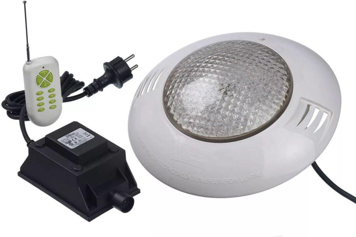 Ubbink LED spotlight set met afstandsbediening