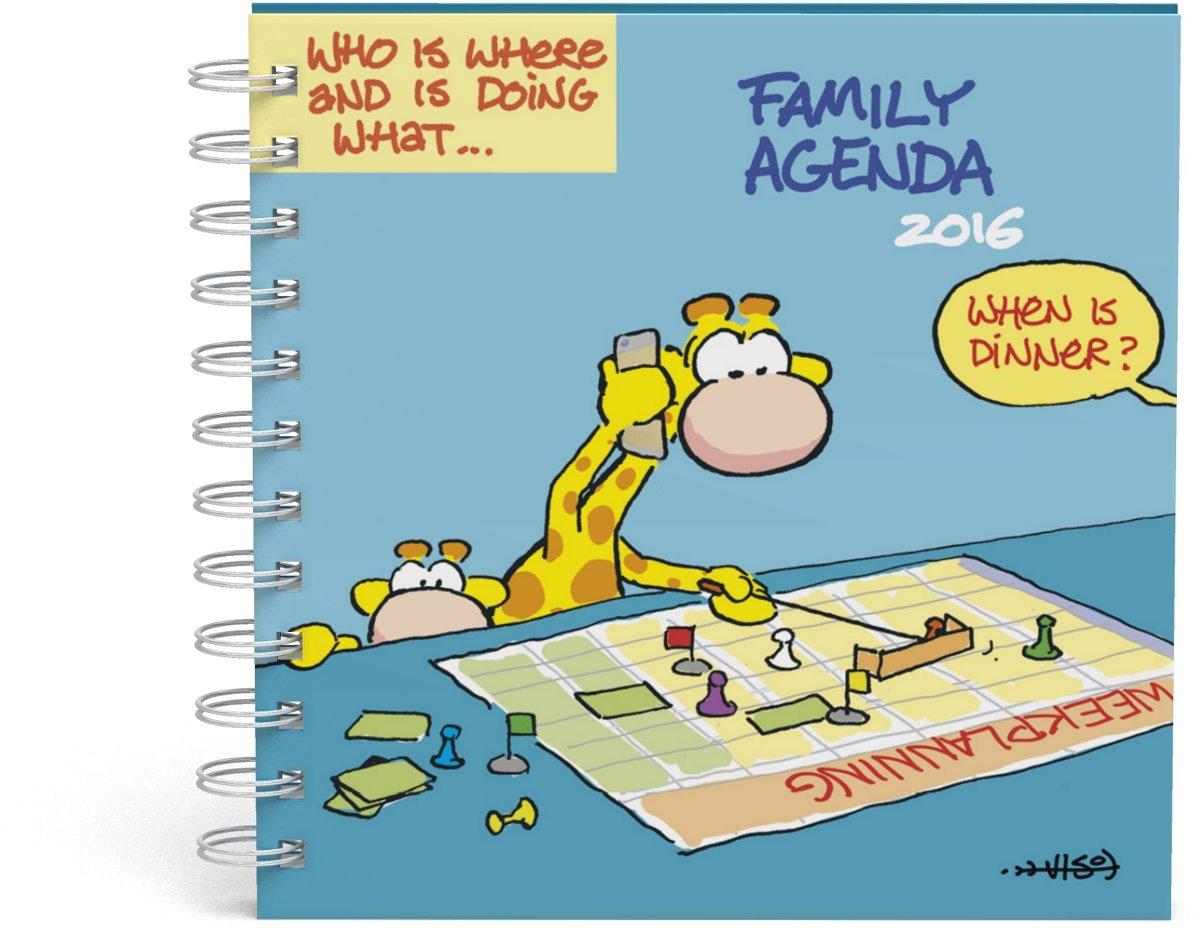 bol Familie agenda VIS 5410574382948 – Family Agenda