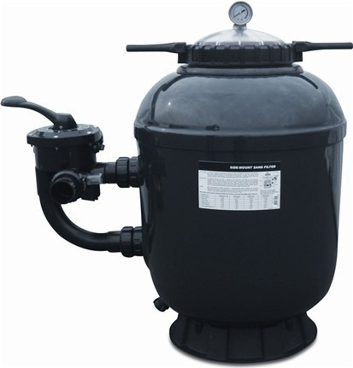 Mega Premium SMG750 22.1 m³/h side mount zand filter