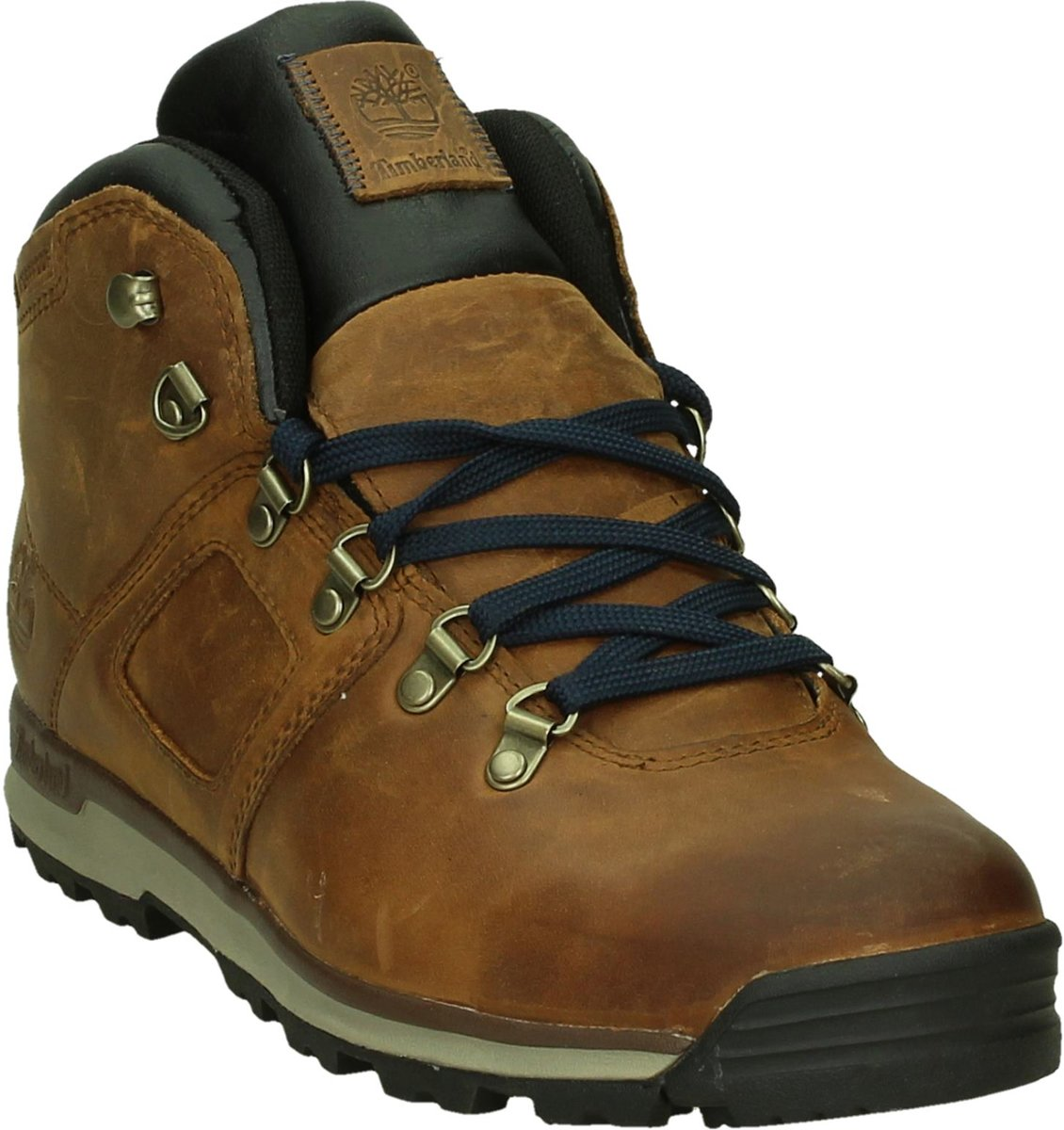 Les Gardiens De La Terre Timberland Bousculent Mi - Chaussures De Marche - Hommes - 43,5 - Marron
