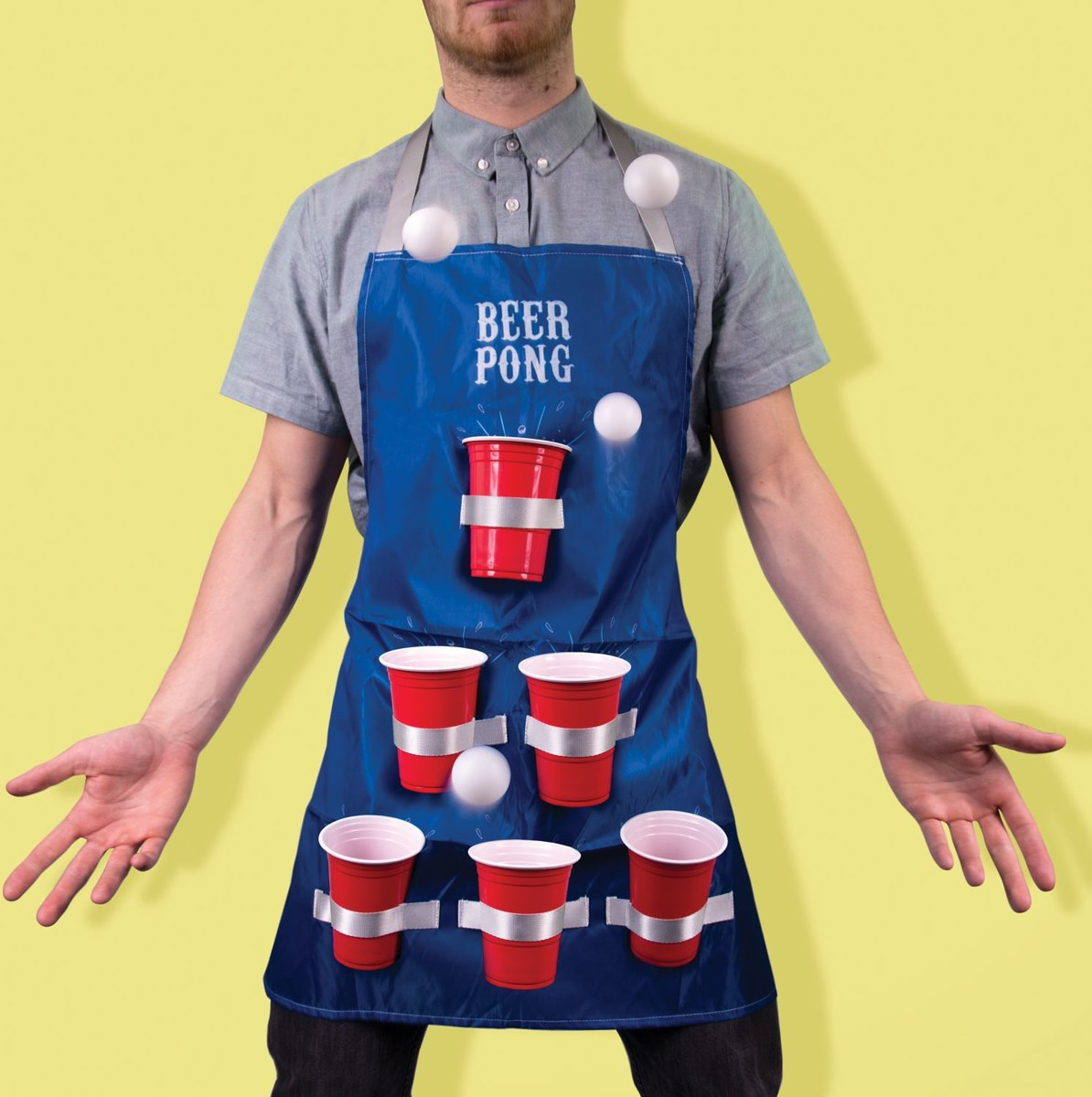 Fizz Beer pong schort