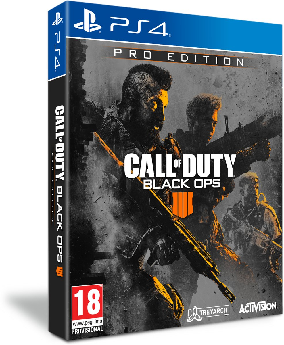 Call of Duty: Black Ops 4 - Pro Edition PlayStation 4