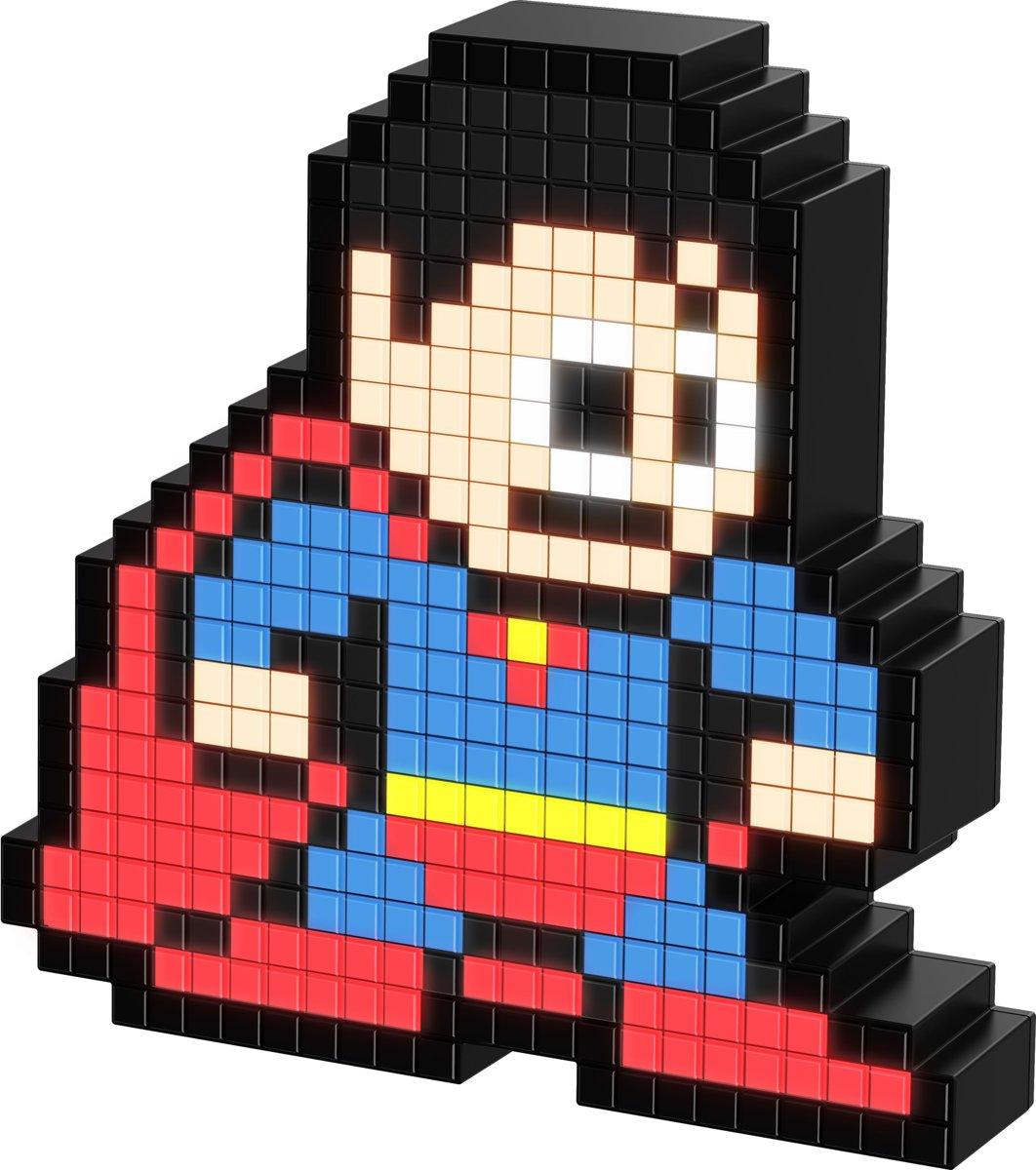Pixel Pals Lichtfiguur - DC - Superman - #029