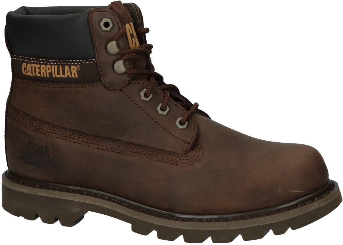 30620e1daca bol.com   Caterpillar - Colorado - Bottines met veter - Heren - Maat 46 -  Bruin - Chocolate Wyoming