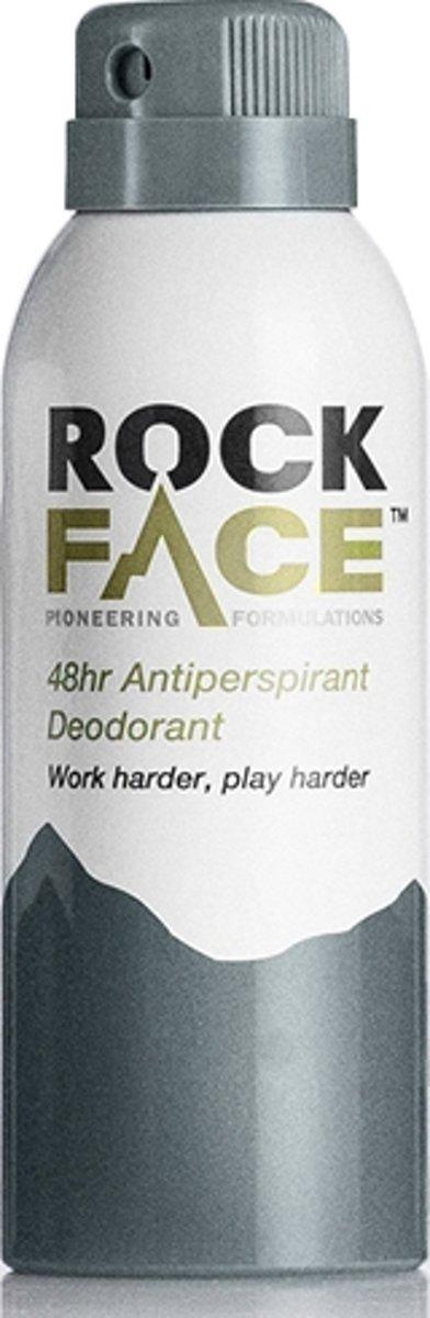 Rockface Anti-perspirant Deodorant Mannen Spuitbus deodorant 150ml kopen