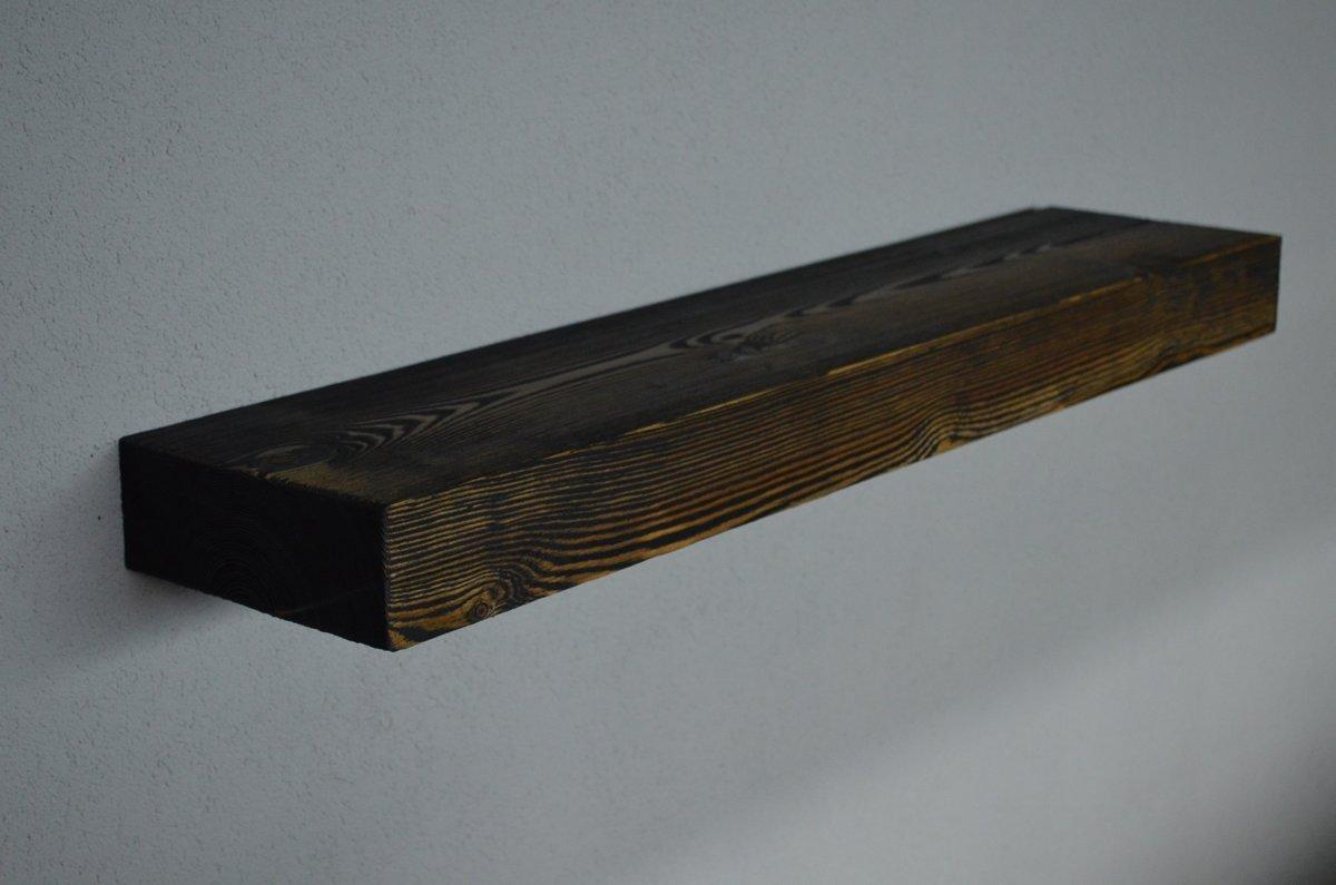 Wandplank Steigerhout Zwevend.Blinde Wandplank Steigerhout Affordable Wandplanken Woonkamer Door