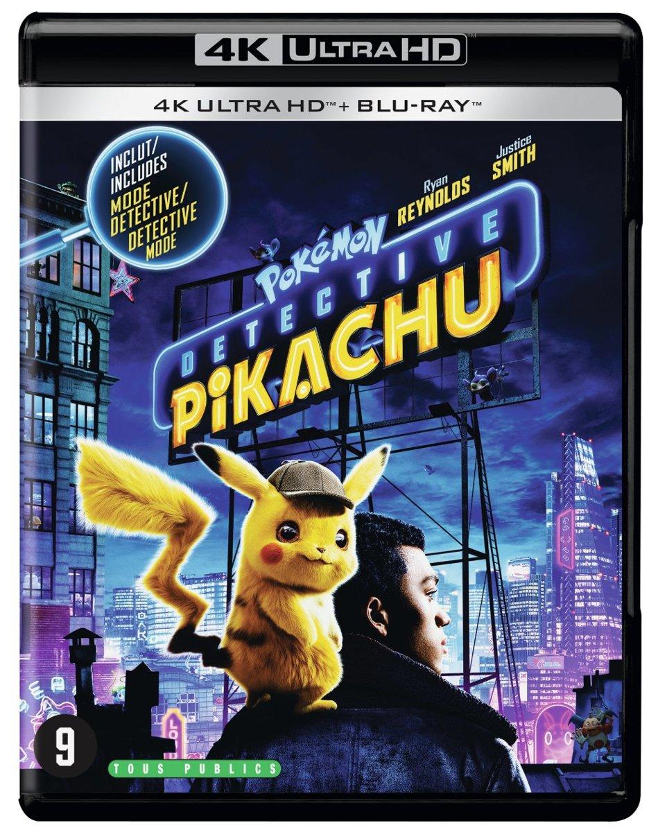 Pokémon Detective Pikachu (4K Ultra HD Blu-ray) kopen
